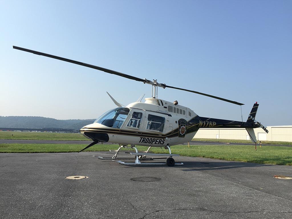 Bell 206B3 N176P